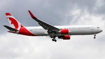 N217DP - Boeing 767-333(ER) - Untitled