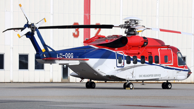 A picture of LNOQG - Sikorsky S92A - CHC Helikopter Service - © R.Rimestad