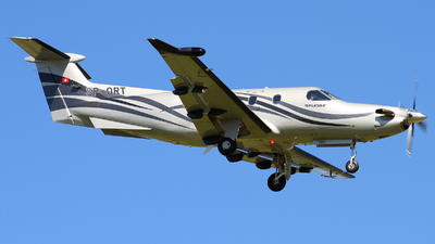 SP-ORT - Pilatus PC-12/47E - Private