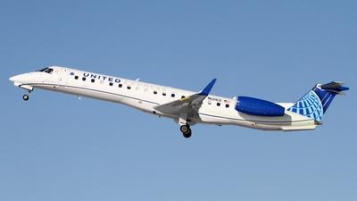 N12160 - Embraer ERJ-145XR - United Express (Commutair)