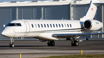 OE-IRX - Bombardier BD-700-2A12 Global 7500  - Art Aviation