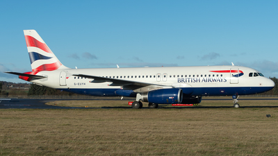 G-EUYH - Airbus A320-232 - British Airways