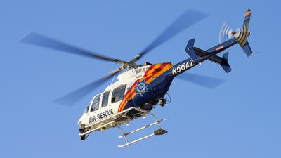 N56AZ - Bell 407 - United States - Arizona Department of Public Safety