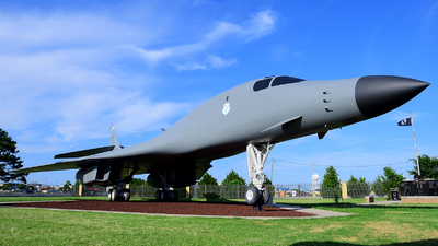 83-0071 - Rockwell B-1B Lancer - United States - US Air Force (USAF)