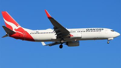 A picture of VHVZX - Boeing 737838 - Qantas - © Chris Adams