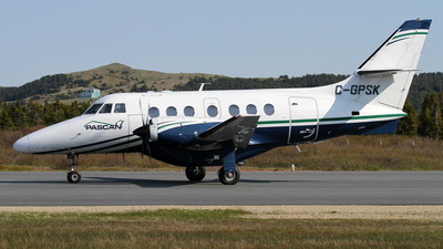C-GPSK - British Aerospace Jetstream 32 - Pascan Aviation