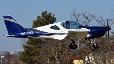 OM-S243 - BRM Aero Bristell - Private