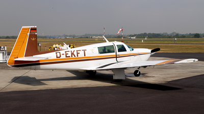 D-EKFT - Mooney M20J-201 - Private