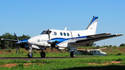 PT-LLR - Beechcraft C90 King Air - Private