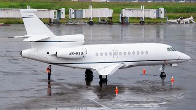 A6-RTS - Dassault Falcon 900DX - Private