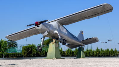 EC-CDO - Dornier Do-27A - Private