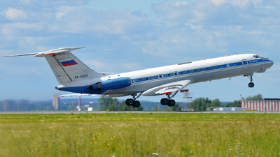 RA-65681 - Tupolev Tu-134A-3 - Russia - 223rd Flight Unit State Airline
