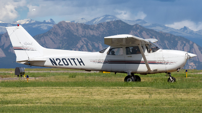 N201TH - Cessna 172R Skyhawk - Private