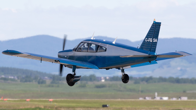 C-FGSA - Piper PA-28-235 Cherokee - Private