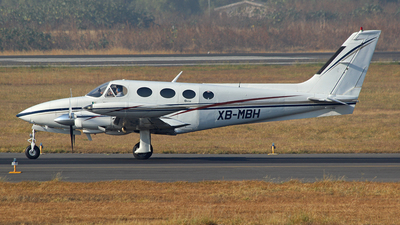A picture of XBMBH - Cessna 340A - [630239] - © Rene Bernardo Olmos Bernal