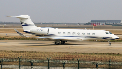 VP-CHZ - Gulfstream G650ER - Private