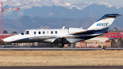 N65CK - Cessna 525A CitationJet 2 - Private