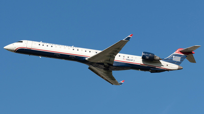 N904FJ - Bombardier CRJ-900ER - US Airways Express (Mesa Airlines)