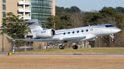N600G - Gulfstream G600 - Gulfstream Aerospace
