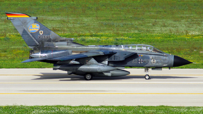 43-55 - Panavia Tornado IDS - Germany - Navy