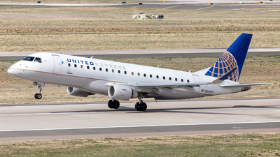 A picture of N109SY - Embraer E175LR - United Airlines - © HA-KLS