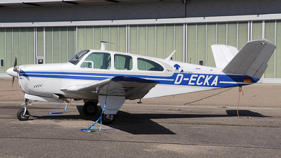 D-ECKA - Beechcraft P35 Bonanza - Private