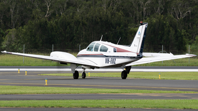 VH-EUZ - Beechcraft 95-B55 Baron - FAST Aviation