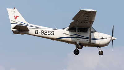 B-9259 - Cessna 172R Skyhawk - Civil Aviation Flight University of China
