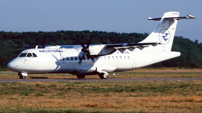 F-GFYN - ATR 42-300 - Air Littoral