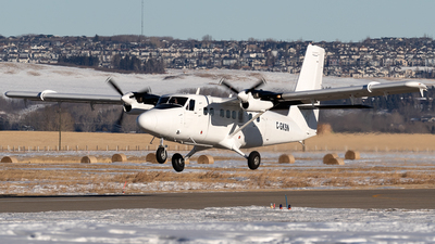 C-GKSN - De Havilland Canada DHC-6-300 Twin Otter - Private