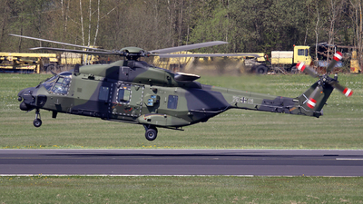 79-01 - NH Industries NH-90TTH - Germany - Army