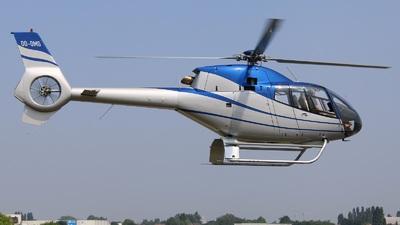OO-OMG - Eurocopter EC 120B Colibri - Private