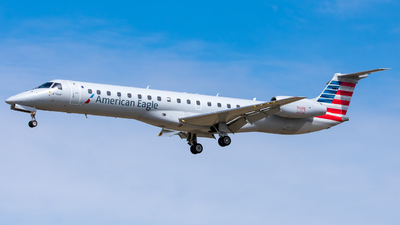 N624AE - Embraer ERJ-145LR - American Eagle (Piedmont Airlines)