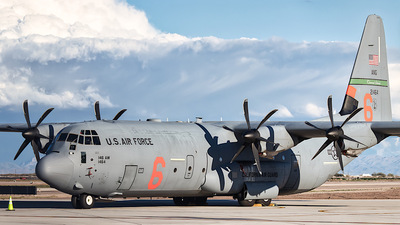 02-1464 - Lockheed Martin C-130J-30 Hercules - United States - US Air Force (USAF)