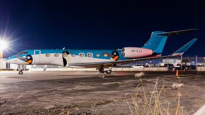 VP-CJJ - Gulfstream G650ER - Private