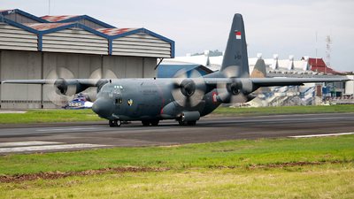 A-1335 - Lockheed C-130H Hercules - Indonesia - Air Force