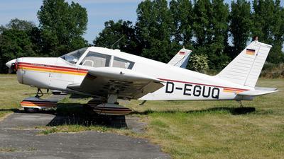 D-EGUQ - Piper PA-28-140 Cherokee - Private