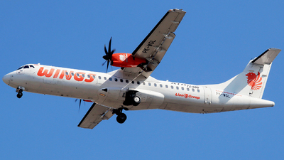 PK-WGL - ATR 72-212A(600) - Wings Air