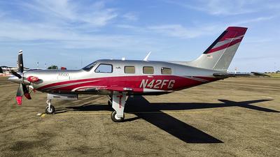 A picture of N42FG - Piper PA46M500 - [4697612] - © MATEUS CRUZ