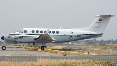 AN-235 - Beechcraft B300 King Air 350 - Ecuador - Navy