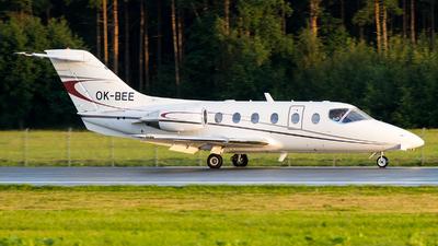 A picture of OKBEE - Hawker Beechcraft 400XP -  - © Jevgeni Ivanov