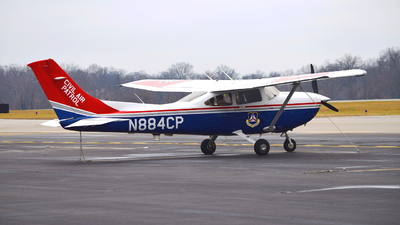 N884CP - Cessna 182T Skylane - United States - US Air Force Civil Air Patrol