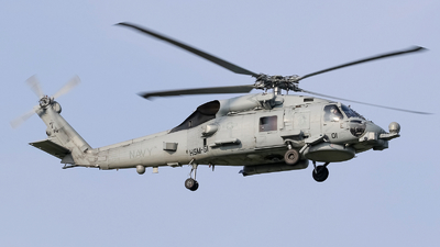 167019 - Sikorsky MH-60R Seahawk - United States - US Navy (USN)
