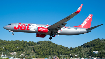 A picture of GJZHW - Boeing 7378MG - Jet2 - © Sebastian Lewandowski