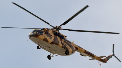 15-1235 - Mil Mi-171A Baikal - Iran - Revolutionary Guard