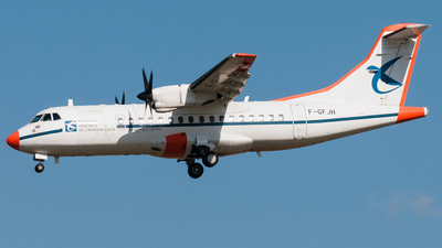 F-GFJH - ATR 42-300 - France - Direction Generale de l'Aviation Civile