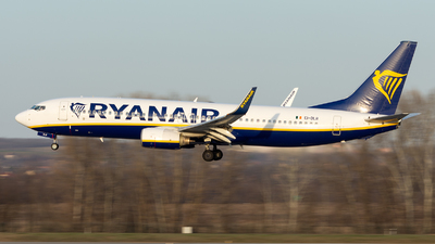 A picture of EIDLR - Boeing 7378AS - Ryanair - © Andras Regos
