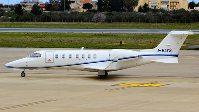 A picture of IELYS - Learjet 40 - [402016] - © Pampillonia Francesco - Plane Spotters Bari