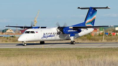 A picture of VQBVH - De Havilland Canada Dash 8300 - Yakutia Airlines - © ABW