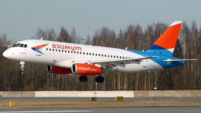 RA-89139 - Sukhoi Superjet 100-95B - Azimuth Airlines